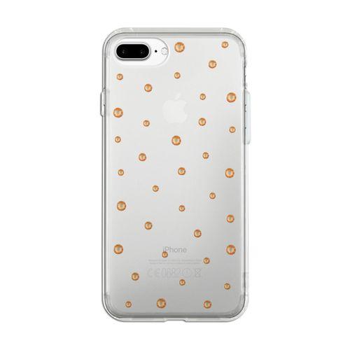 capa_pontos_de_cristal_iphone8_plus_dourado