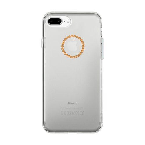 capa_ponto_de_cristais_logo_iPhone8_plus_dourado