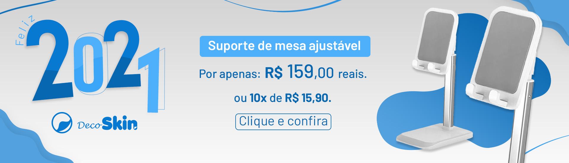 04 Suporte de Mesa Ajustável | Desktop 1920x550