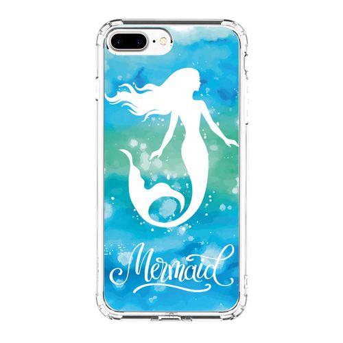 Capa iPhone 7/8 Plus Mermaid
