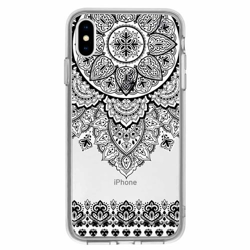 Capa-iPhone-X-XS-Arabesco-Preto