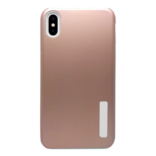 Capa-iPhone-XS-Max-Anti-Impacto-Rose