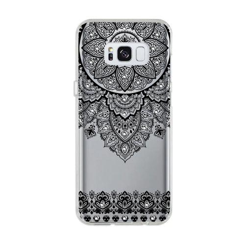Capa-Galaxy-S8-USH-Arabesco-Preto-
