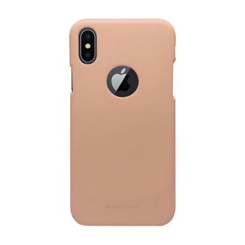 Capa-iPhone-X-Anti-Impacto-Silicone-Bege