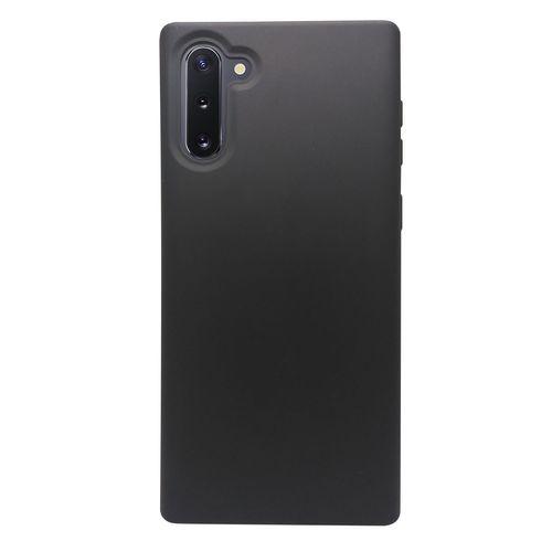 Capa-Galaxy-Note-10-Silicone-Case-Preta