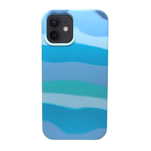 Capa-iPhone-12-Silicone-Camuflado-Azul-e-Verde