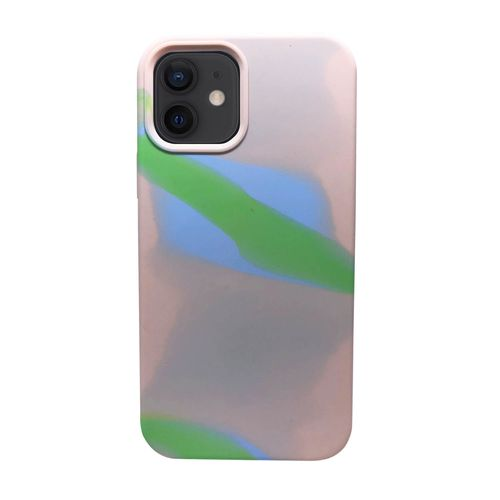 Capa-iPhone-12-Silicone-Camuflado-Bege-e-Verde