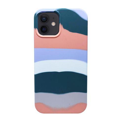 Capa-iPhone-12-Silicone-Camuflado-Verde-e-Bege